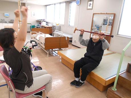 介護老人保健施設 手取の里 通所リハビリ リハビリテーション